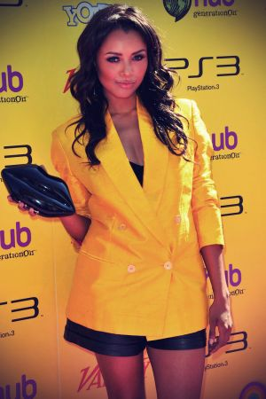 Kat Graham 2011 Variety's Power of Youth Event