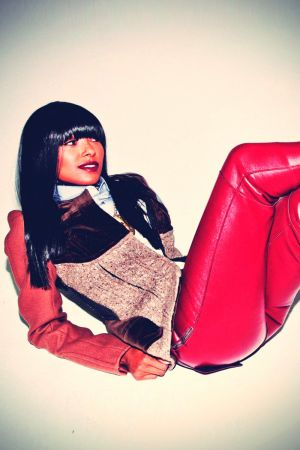 Kat Graham in Nylon USA