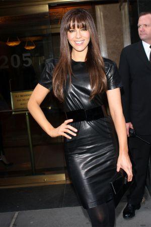 Kate Beckinsale at Calvin Klein Womenswear Fall 2009 Fashion Show