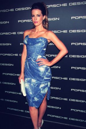 Kate Beckinsale at Porsche Designs 40th anniversary