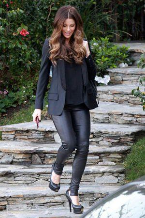 Kate Beckinsale spotted in LA