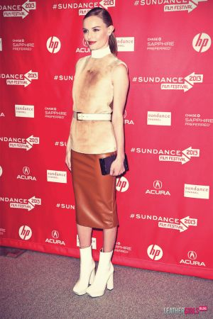 Kate Bosworth attends 2013 Sundance Film Festival