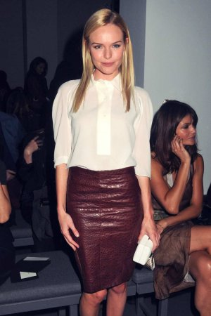 Kate Bosworth attends the Calvin Klein Fall Fashion Show