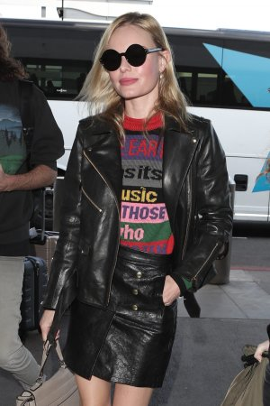 Kate Bosworth seen at JFK Airport