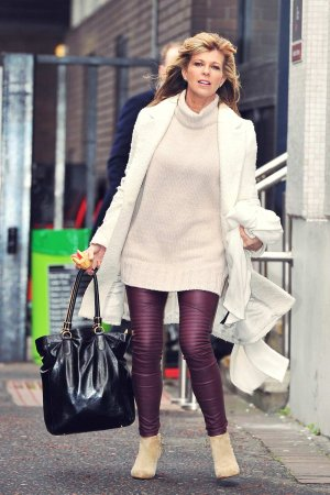 Kate Garraway at itv Studio London