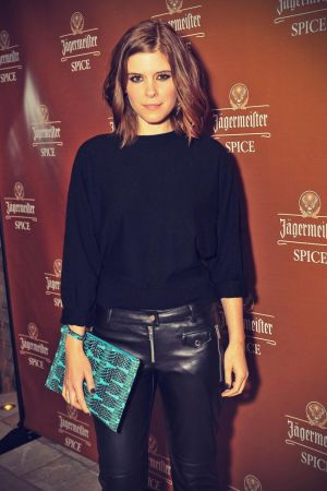 Kate Mara attends the Jagermeister Spice launch