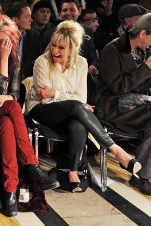 Kate Moss & Alison Mosshart