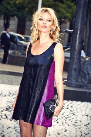 Kate Moss attends Miu Miu Fragrance and Croisiere 2016 Collection launch