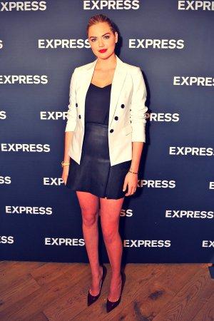 Kate Upton attends EXPRESS Spring Fling Event