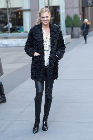 Kate Upton out and about in NYC