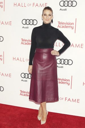 Kate Walsh attends HFPA and InStyle celebrate Golden Globe Season