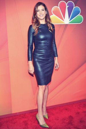 Kate Walsh attends the 2014 NBC Upfront Presentation