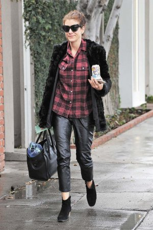 Kate Walsh is seen on December 21, 2016 in Los Angeles, California.