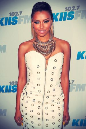 Katerina Graham attends KIIS FM's 2012 Jingle Ball
