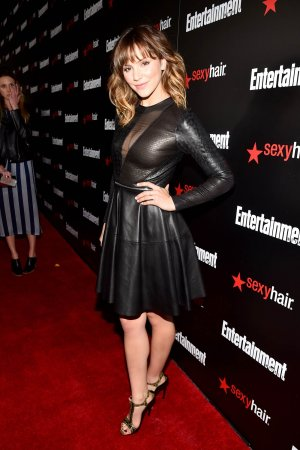 Katharine McPhee attends Entertainment Weekly's celebration honoring the 2015 SAG awards nominees