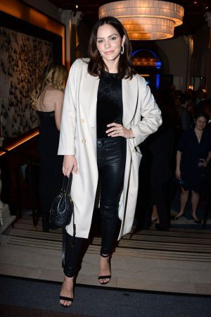 Katharine Mcphee attends Prostate Cancer Foundation Dinner