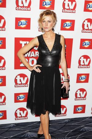 Katherine Kelly at TV Choice Awards 2011