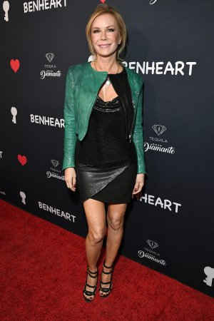 Katherine Kelly Lang attends Benheart Grand Opening