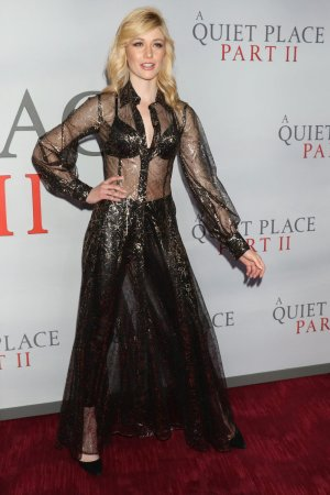 Katherine McNamara at The A Quiet Place Part 2 premiere