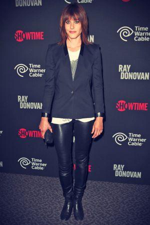 Katherine Moennig attends Premiere Screening of Ray Donovan