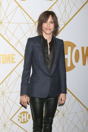 Katherine Moennig attends Showtime Emmy Eve Party