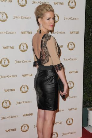 Kathleen Robertson at Vanity Fair & Juicy Couture Host Vanities 20th Anniversary Party in Hollywood