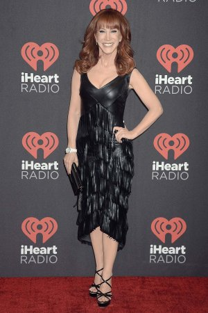 Kathy Griffin attends iHeartRadio Music Festival