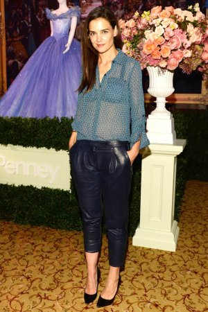 Katie Holmes at JCPenney Hosts Modern Day Fairy Tale in NY