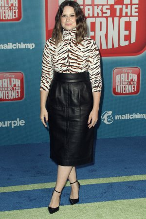 Katie Lowes attends Ralph Breaks The Internet Premiere
