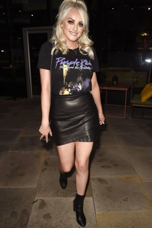 Katie McGlynn attends Impossible Bar