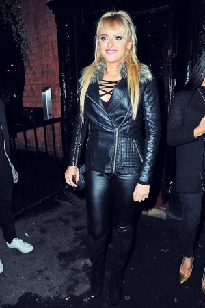 Katie McGlynn out and about in Manchester