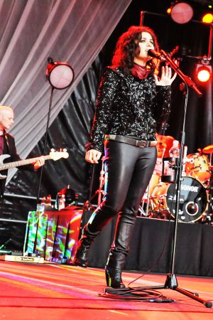 Katie Melua at Domplatz Concert