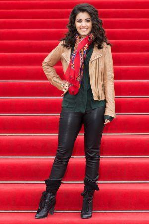 Katie Melua - Posing in Berlin
