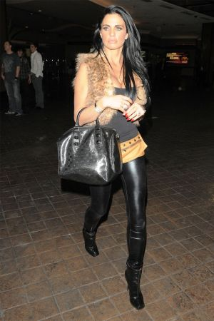 Katie Price in Las Vegas