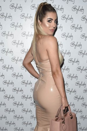 Katie Salmon attends the lauch event of Kady McDermott´s new range 'By Kady'