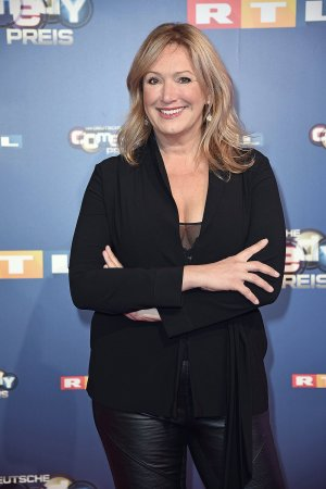 Katja Mitchell attends the 22nd Annual German Comedy Awards