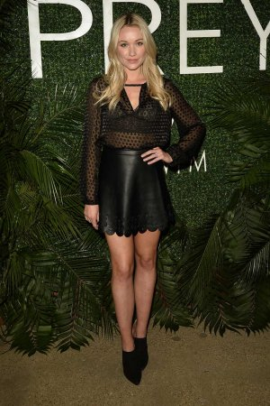 Katrina Bowden attends Audrina Patridge Launches