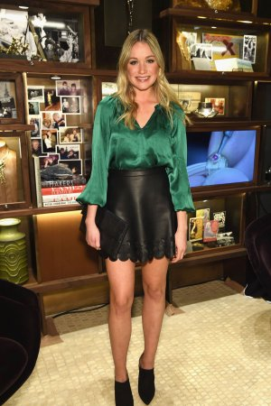 Katrina Bowden attends David Yurman Soho Boutique Grand Opening