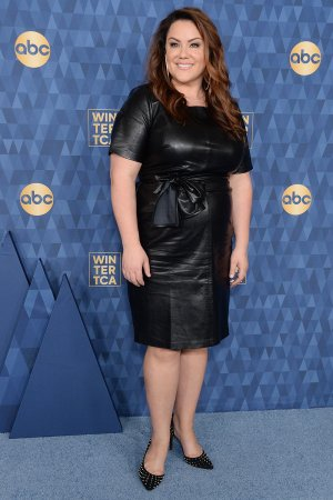 Katy Mixon attends ABC TCA Winter Press Tour 2020