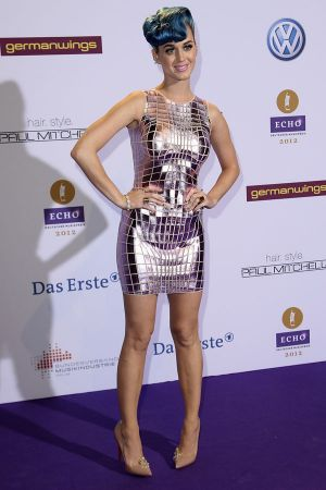 Katy Perry at Echo Awards in Berlin