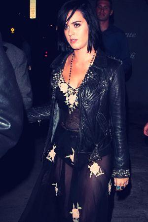 Katy Perry at Shore Bar in Santa Monica