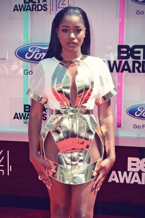 Keke Palmer at the 2014 BET Awards