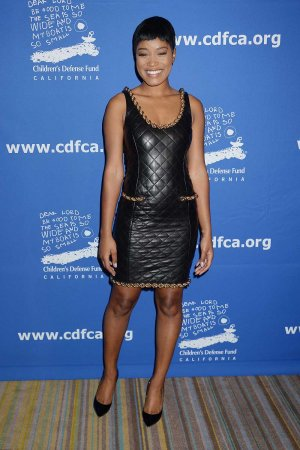 Keke Palmer attends Children's Defense Fund California's 26th Annual Beat The Odds Awards