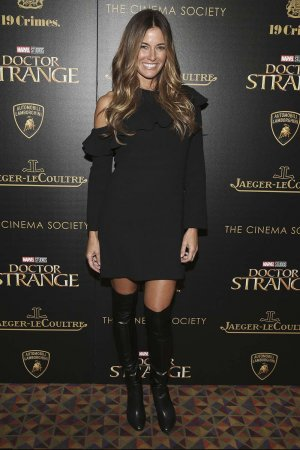 Kelly Bensimon attends Doctor Strange Film Premiere