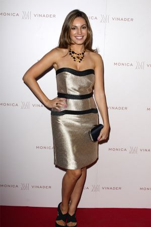 Kelly Brook at Monica Vinader Store Launch in London