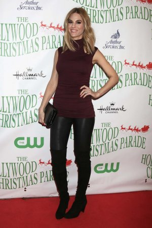 Kelly Kruger attends 85th Annual Hollywood Christmas Parade