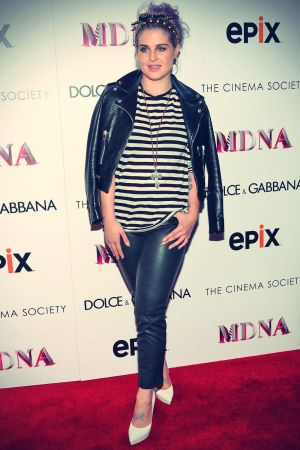 Kelly Osbourne Epix World Premiere of Madonna: The MDNA Tour