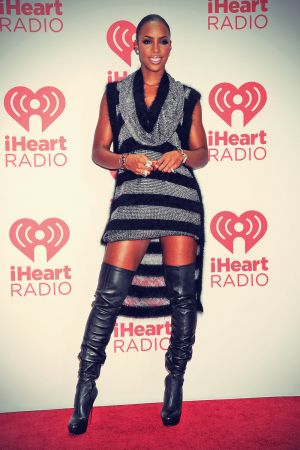 Kelly Rowland attends 2013 iHeart Radio Music Festival