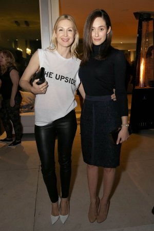 Kelly Rutherford attends Carbon38 second anniversary party