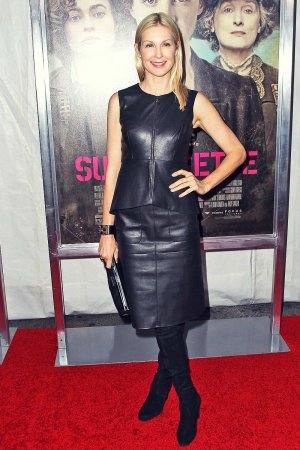 Kelly Rutherford attends the Suffragette premiere